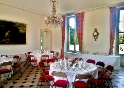 Grand Salon Louis XVI Repas
