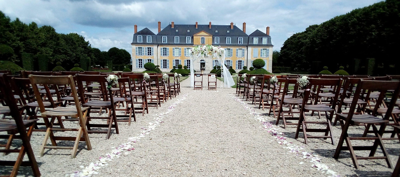 Parc du chateau dommerville